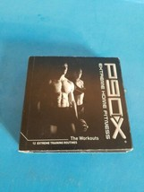 P90X Extreme Home Fitness The Workouts by Tony Horton 11 DVD.CHECK PHOTOS. - $28.04
