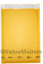 75 #4 9.5x14.5 KRAFT BUBBLE MAILERS PADDED ENVELOPES #4 - $21.95