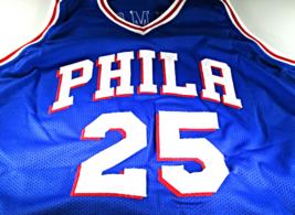 BEN SIMMONS / 2019 NBA ALL-STAR / AUTOGRAPHED PHILADELPHIA 76ERS CUSTOM JERSEY image 2