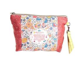 Nice And Sweet Flowers Canvas Cosmetic Bags/Purse
