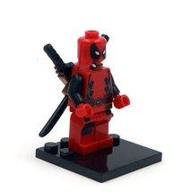Deadpool Classic Figures Minifigure Marvel Super hero Children kids Gift toys - $4.99