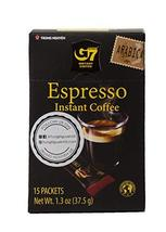 Trung Nguyen - G7 Instant Espresso Coffee – 15 Single Serve Sticks - Pur... - $9.89