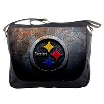 Messenger Bag The Pittsburgh Steelers Logo Symbol American Football Sports - $30.00