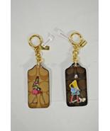 Coach Bonnie Cashin Bag Charm / Keychain Limited Edition Brown/ Black F5... - $49.00