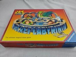 Ravensburger -The Secret Labyrint Board Game 100% Complete 1998 Rare Game - $45.00