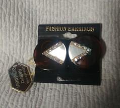 Helena rubinstein earrings - $9.73