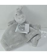 Baby Thro DYLAN DINOSAUR Gray LOFT FLEECE SHORT NUNU THROW LOVEY Blanket... - $27.71