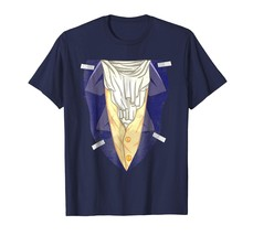 Halloween Shirts -  Funny Taped George Washington Costume Colonial Deluxe Shirt  - $19.95+