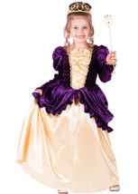 Purple Belle Ball Gown Child Costume Set - $39.60