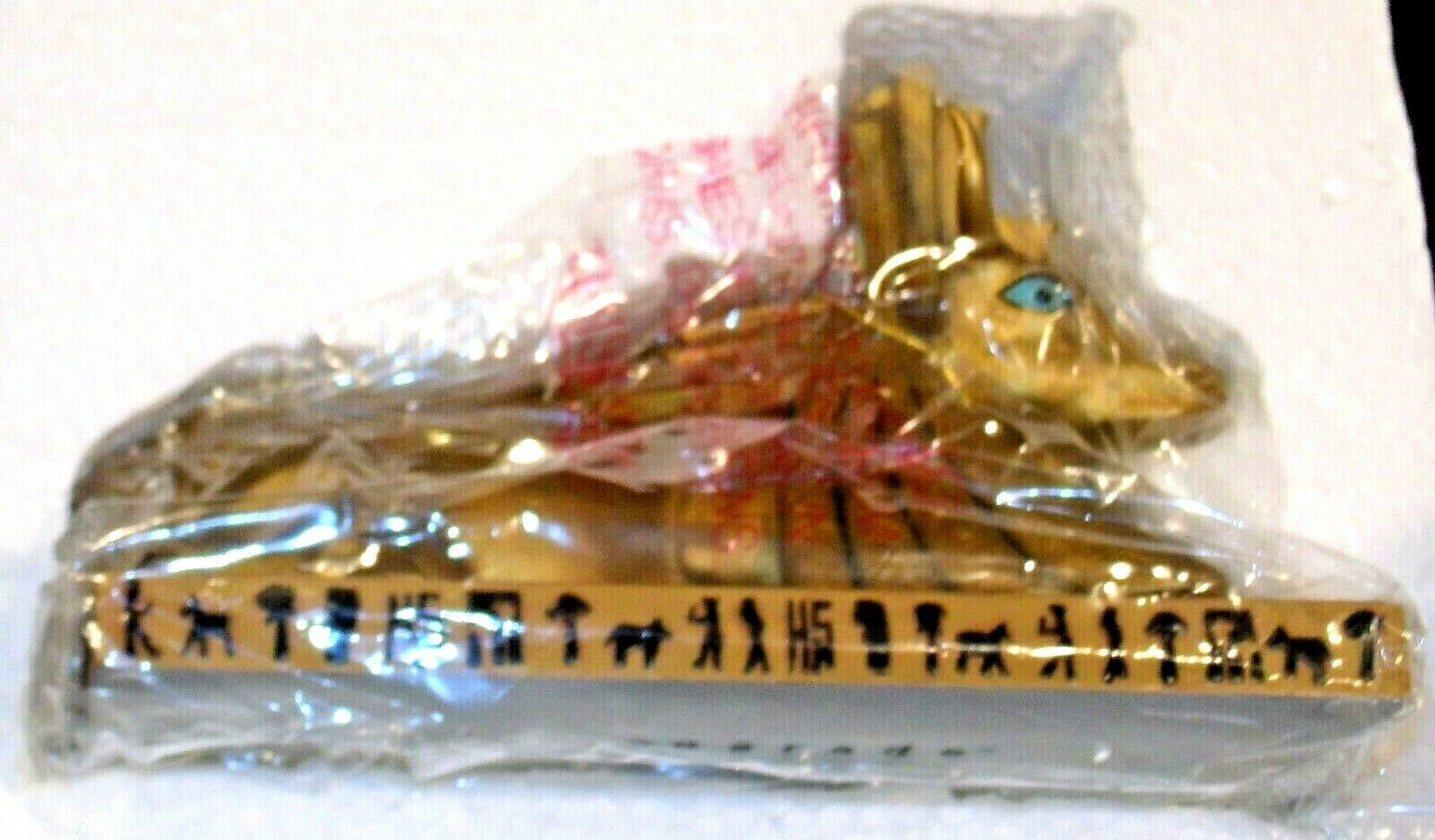 CowParade Egyptian Princess Westland Giftware # 9140 AA-191947  Collectible Resi