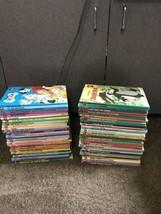 lot 72 Disney HC  books tinkerbell peterpan  Pooh Princess - $99.00