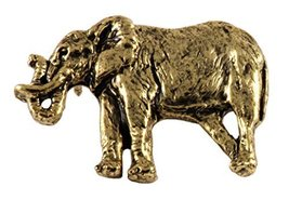 Creative Pewter Designs, Elephant Full Body Handcrafted Wildlife Magnet,... - €19,74 EUR