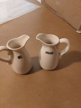 Oil Vinegar Ceramic Knickknacks  - $9.41
