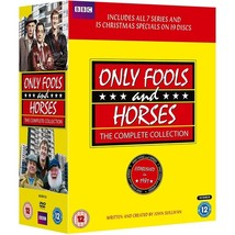 Only Fools and Horses Complete Series + Specials DVD *REG 2 PLEASE READ ... - $59.95