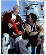 SANFORD & SON - REDD FOXX & DEMOND WILSON Signed Autographed Cast Photo ... - $115.00