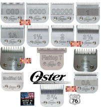 OSTER CryogenX Detachable Clipper Blade Fit 76,Titan,Octane,97,Model One... - $34.99+
