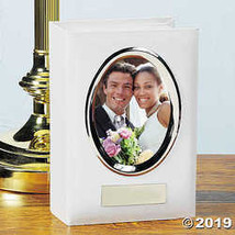 Wedding Album with Picture Frame - £11.36 GBP