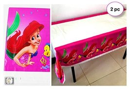 "THE LITTLE MERMAID  Tablecloths - 42"" X 70"" Birthday Party(disposable)1pc - €1,60 EUR"