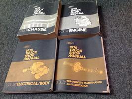 1976 Ford F100 F-150 250 350 Econoline Truck Service Shop Repair Manual ... - $69.25