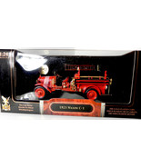 Road Signature 1:24 1923 Maxim C-1 Firetruck Fire Engine Truck Red  Yat ... - $49.99