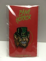 The Leprechaun - Bam Box Exclusive Fan Art Enamel hat Pin - $8.50