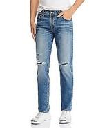 S.M.N. Studio BAKER Hunter Straight Slim Fit Jeans, US 33x32 - $102.91