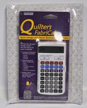 Quilteuses Fabricalc + Workbook - $62.95