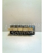 Washer 5 Button Temperature Selector Switch For Maytag P/N: 2-3158 Used - $19.79
