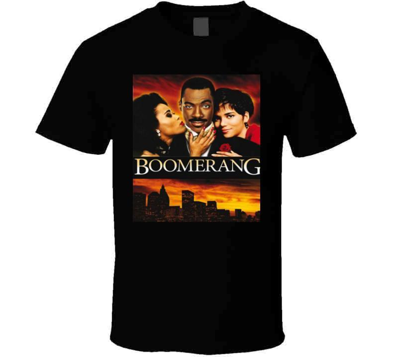 Boomerang Movie  T Shirt