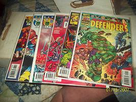 DEFENDERS (VOL. 2) #1-12 (COMPLETE SERIES) - $29.00