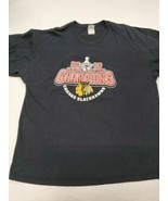 Chicago Blackhawks 2010 Stanley Cup Champions T-Shirt 2XL Good Condition - $11.87