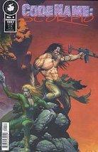 Codename: Scorpio, Edition# 4 [Comic] Antarctic - $5.99