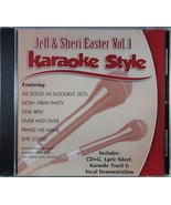 Jeff & Sheri Easter Volume 1 Christian Karaoke Style NEW CD+G Daywind 6 ... - $15.76