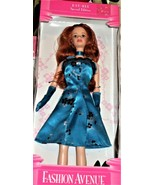 Barbie Doll - FASHION AVENUE Kay-Bee Special Ed (1998) Long Red Hair - $25.00