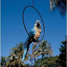 Design Toscano Polly in Paradise Parrot Statue Size: Large FREE2DAYSHIP ... - $77.53