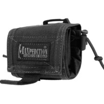 Maxpedition Rollypoly MM Folding Dump Pouch Black - $33.34