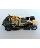 Hot Wheels Salt Flat Racer B Sting Toy Car Mattel Racecar Loose 1:64 Bla... - $6.50