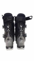 Women Dalbello Panterra 95 ID Ski Boot Black Glitter 25/25.5 Box Made in Italy image 6