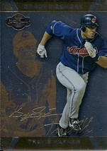 2007 Topps Co-Signers Gold Baseball Card #5B Travis Hafner/Grady Sizemore/125 - $5.00