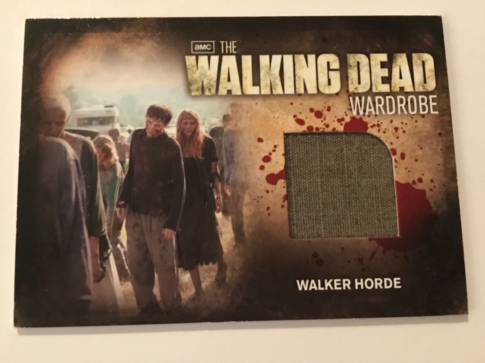 Primary image for Cryptozoic Walking Dead Season 2 Wardrobe Walker Horde M30