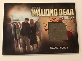 Cryptozoic Walking Dead Season 2 Wardrobe Walker Horde M30 - $10.69