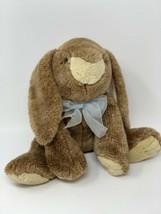 "Commonwealth Plush Bunny Rabbit Cottontail Long Ear 9"" Stuffed Animal 2003  - $12.86"