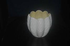 Vintage Belleek Tulip Vase - $43.00