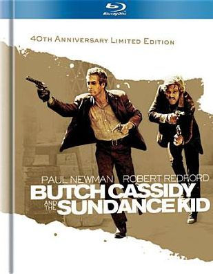 Butch Cassidy and the Sundance Kid  [Blu-ray Digibook]