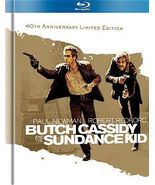 Butch Cassidy and the Sundance Kid  [Blu-ray Digibook] - $29.95
