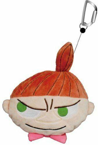 *Gakken Suteifuru Moomin slider pen case pink H06869