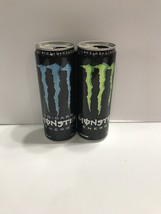 Monster Energy Drink 12oz Cans Empty Collectors Cans No Tabs - $19.99