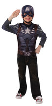 Captain America Child Small Mu Child Boys Costume - $33.94