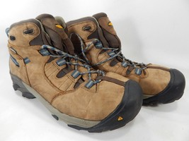 Keen Detroit Mid Top Size US 14 M (D) EU 47.5 Men's Steel Toe Work Boots 1007004