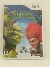 Shrek Forever After: The Final Chapter (Nintendo Wii, 2010) CIB, USA Seller image 2